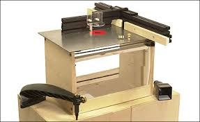veritas router table system lee valley tools woodworking