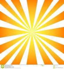 sun rays stock vector illustration of orange illustration 2547103