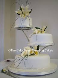 tiered wedding cakes wedding cake three tier stand tbrb info