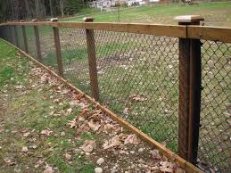 best 25 chain link fence ideas on pinterest chain link fencing