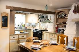 rustic painted and oak kitchen brecon mark stone u0027s welsh