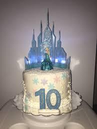 elsa u0027s ice castle frozen cake u2013 madam mixalot