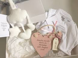 Beautifully Wrapped Gifts - new baby u0027 luxury gift box including gifts from u0027the little white