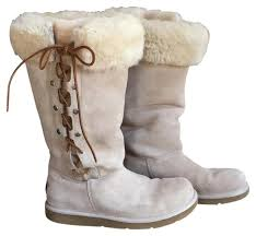 ugg jaspan sale ugg australia suede with fur f8007g boots booties size