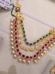 boutique designer jewellery gold 3 4 necklace designs 14 bridal jewellery