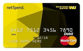 Business Prepaid Debit Card Western Union Netspend Prepaid Mastercard Login Business Pinterest