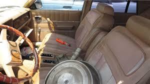 junkyard gem 1982 ford granada l sedan autoblog