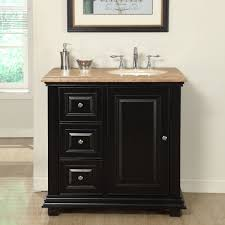 Bathroom Vanity Top With Sink On The Right Wwwislandbjjus - 36 inch bathroom vanity with sink