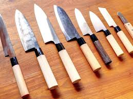 kitchen japanese kitchen knives and 25 kintarou vg10 black