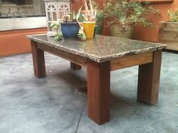Where To Buy Patio Furniture by Best 20 Granite Table Ideas On Pinterest Woodworking Diy Table
