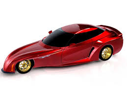 futuristic sports cars deltawing concept car business insider