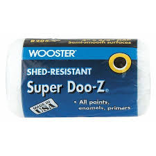 what type of paint roller to use on kitchen cabinets wooster r205 4 paint roller cover 4in l woven fabric walmart