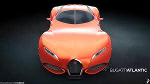 concept bugatti the bugatti atlantic concept a retro modern concept car designed