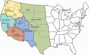 Blank Map Of Us Indian Tribe Territory Map Figure 3 Us Native American Tribal