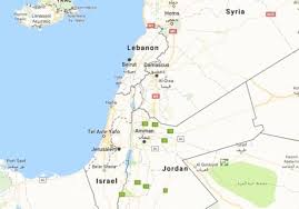 g00gle map map bug sparks outrage removal of palestine from