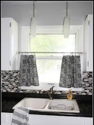 kitchen gray kitchen curtains ideas dark ceramic countertop gas