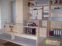 combin bureau biblioth que lit combine armoire bureau maison design hosnya com