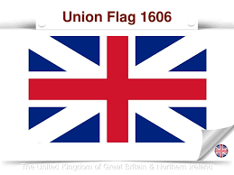 Flag Og England The Formation Of The United Kingdom Of Great Britain U0026 Northern