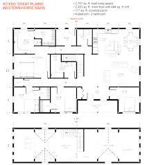 40 x 60 pole barn home designs apartment floor plans tearing house