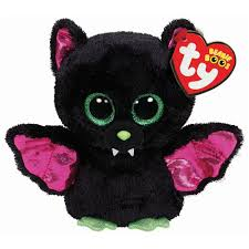 ty beanie boo plush igor the bat 15cm halloween exclusive