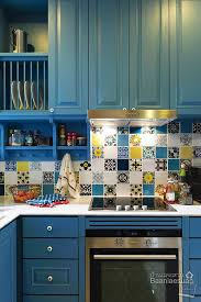 Blue Kitchen Tiles 20 Best Tiles Images On Pinterest Tiles Architecture And