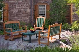 Outdoor Furniture Breezesta Recycled Poly Backyard Patio
