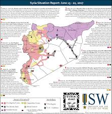 Maps Syria by Isw Blog Syria Situation Report June 7 29 2017