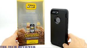 Otterbox Defender Series Rugged Protection Otterbox Defender For Iphone 7 Plus Solid Serious Protection