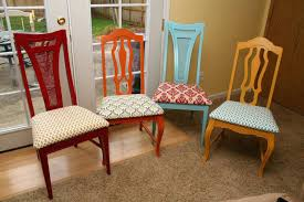 Dining Chair Cushions With Ties  Adocumparonecom - Dining room chair seat cushions