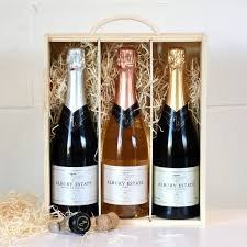 wine gift boxes sparkling wine gift box with tasting notes by albury