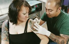 job requirements for a tattoo artist chron com