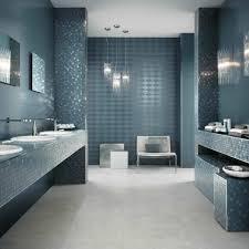 bathroom posh grey wall paint bathtub space tile inside