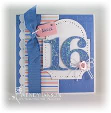 87 best cards birthday with numbers images on pinterest