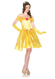 princess costumes for halloween women u0027s disney princess belle costume