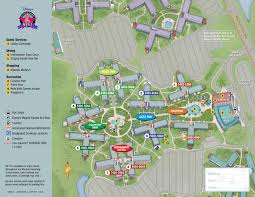 Disney World Epcot Map Disney World Epcot Map Disney Maps And Maps Of Disney Resorts Walt