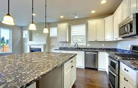 white kitchen granite ideas kitchen cabinets and counters appealing brown rectangle islands