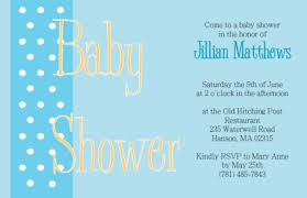 sle baby shower invitations template best template collection