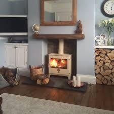 Cozy Livingroom Cozy Living Room Chilli Penguin Log Burner Slate Harth
