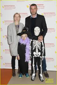 naomi watts u0026 liev schreiber u0027s kids celebrate halloween early