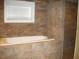 bed bath bathroom tiling ideas and jetted tub with tile surround
