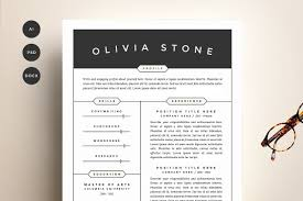 fashion designer resume format 50 creative resume templates you won t believe are microsoft word resume template 4 pack cv template