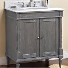 fairmont designs bathroom vanities rustic chic 30 traditional single sink vanity silvered oak by