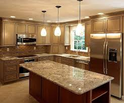 special counters options then kitchen options how much are granite