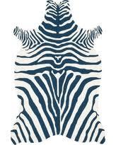 Taupe Zebra Rug Zebra Rugs Bhg Com Shop