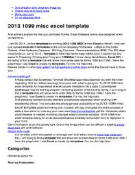 1099 template word fill online misc templates download in pdf