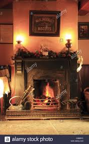 log fire pub old stock photos u0026 log fire pub old stock images alamy