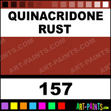 quinacridone rust artists watercolor paints 157 quinacridone