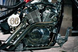 who makes this exhaust honda shadow forums shadow motorcycle