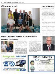 jm lexus of palm beach boca newspaper april 2016 by four story media group issuu