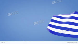 Greece Flag Colors Greece Flags Moving Stock Animation 698335